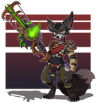 Vulpera Hunter