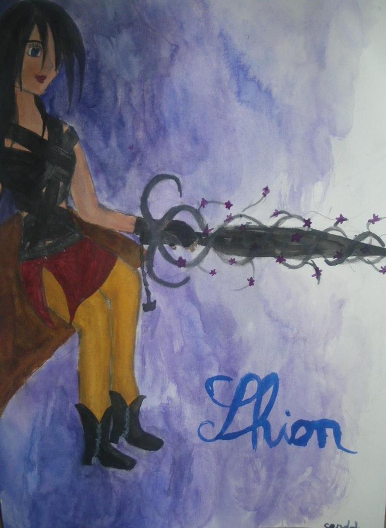 [Galerie] Les Princesses (KH, Disney...) Xion_shion_by_lunastrelle-d5ctd4e