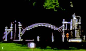THE SKELETON BRIDGE