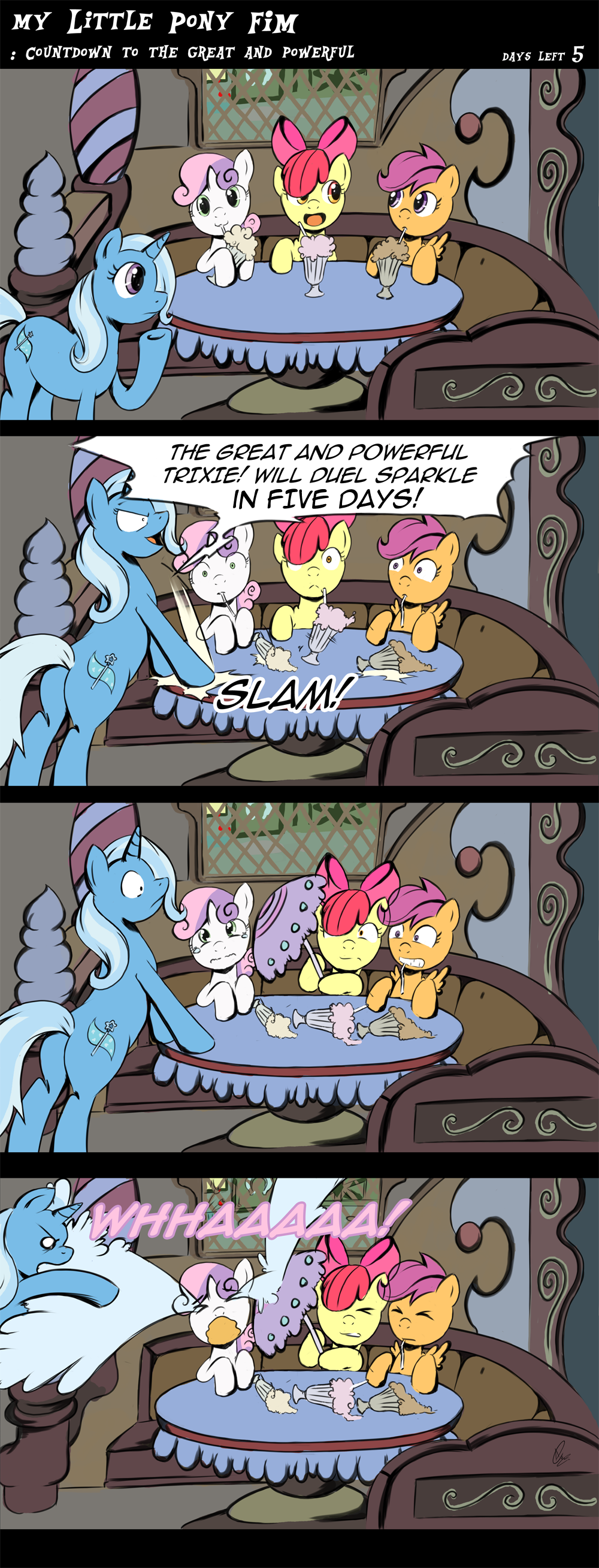 The Great and Powerful Countdown part 3 by Noxavous