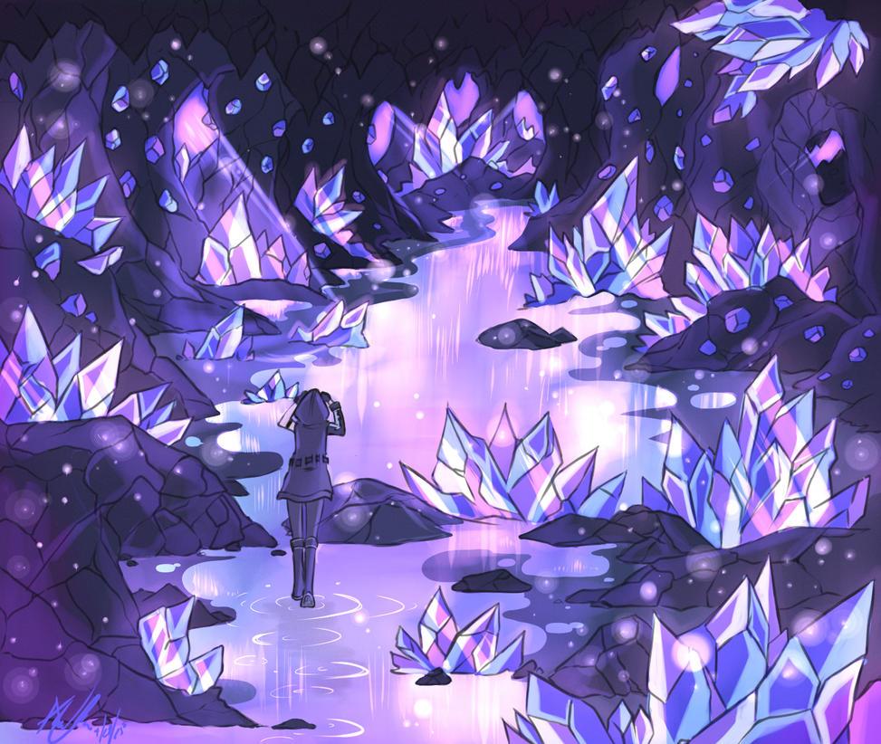 Guardian Core Panel by Crystal-Secret