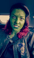 Gamora Cosplay - Guardians of the Galaxy Vol. 2