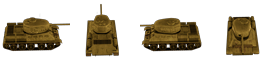 Defense 1942 - Tank 3 by IGMaster