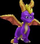 Spyro (Spyro A Hero's Tail) Render