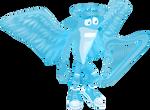 Crash Bandicoot Angel (Crash Twinsanity) Render