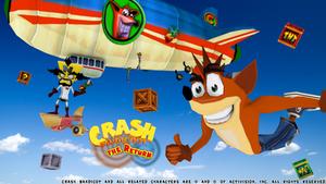 Crash Bandicoot The Return Wallpaper #1