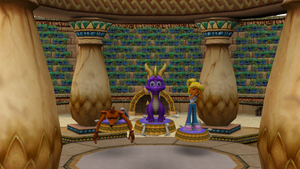 Spyro Winner! Requested by KingBilly97