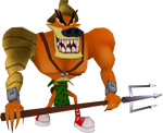 Tiny Gladiator (20th Anniversary Edition) Render