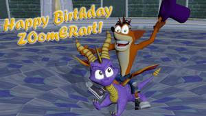 Happy Birthday ZOomERart!!