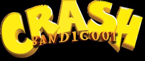 Crash Bandicoot Logo HD