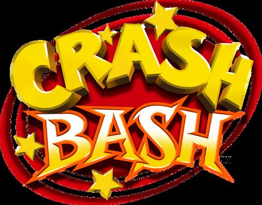 Crash Bash Logo HD