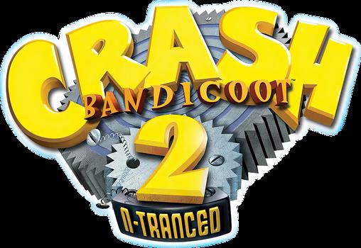 Crash Bandicoot 2 N-Tranced European Logo HD