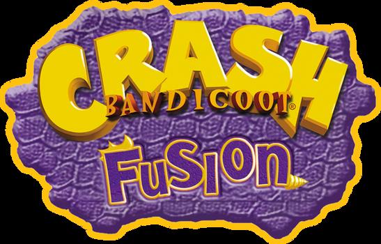 Crash Bandicoot Fusion Logo HD