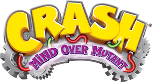 Crash Mind Over Mutant Logo HD