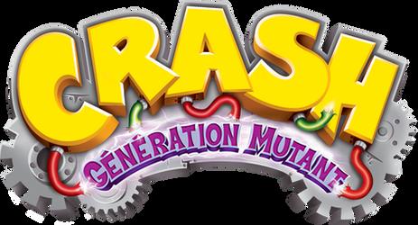 Crash Generation Mutant Logo HD