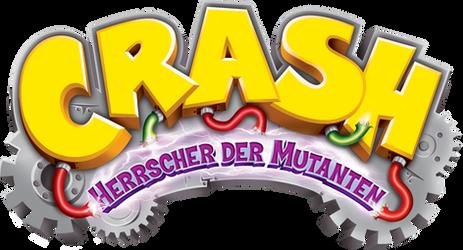 Crash Herrscher Der Mutanten Logo HD