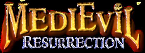 MediEvil Resurrection Logo HD
