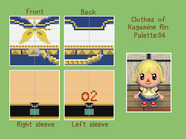 Animal Crossing:My Pattern 06 by iguru71