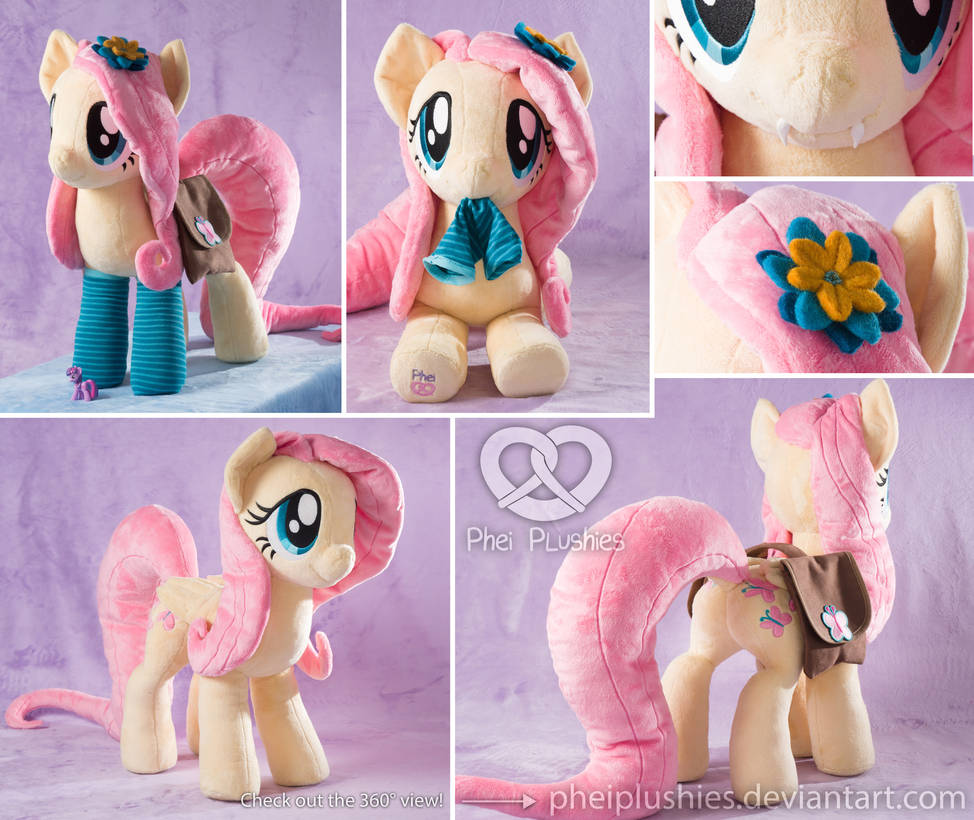 Big Fluttershy with Accessories