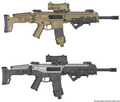 Remington ACR 6.8 (Garrity) by jmig3