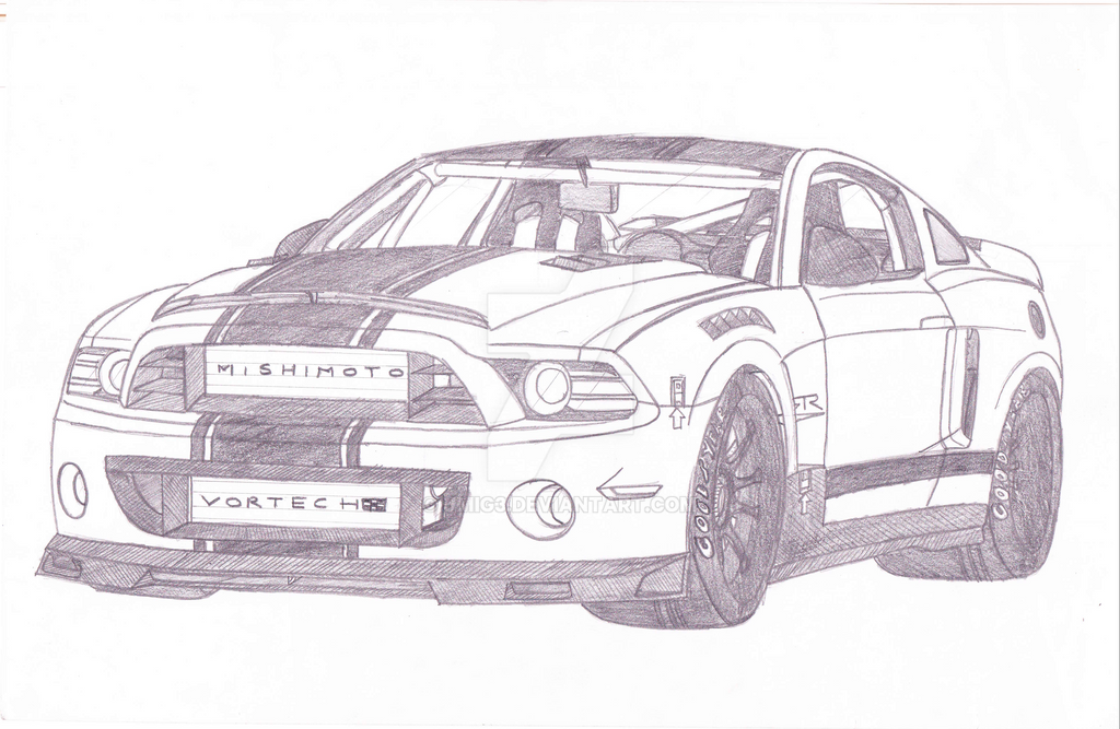2013 ford shelby gt500 super snake by jmig3 on deviantart