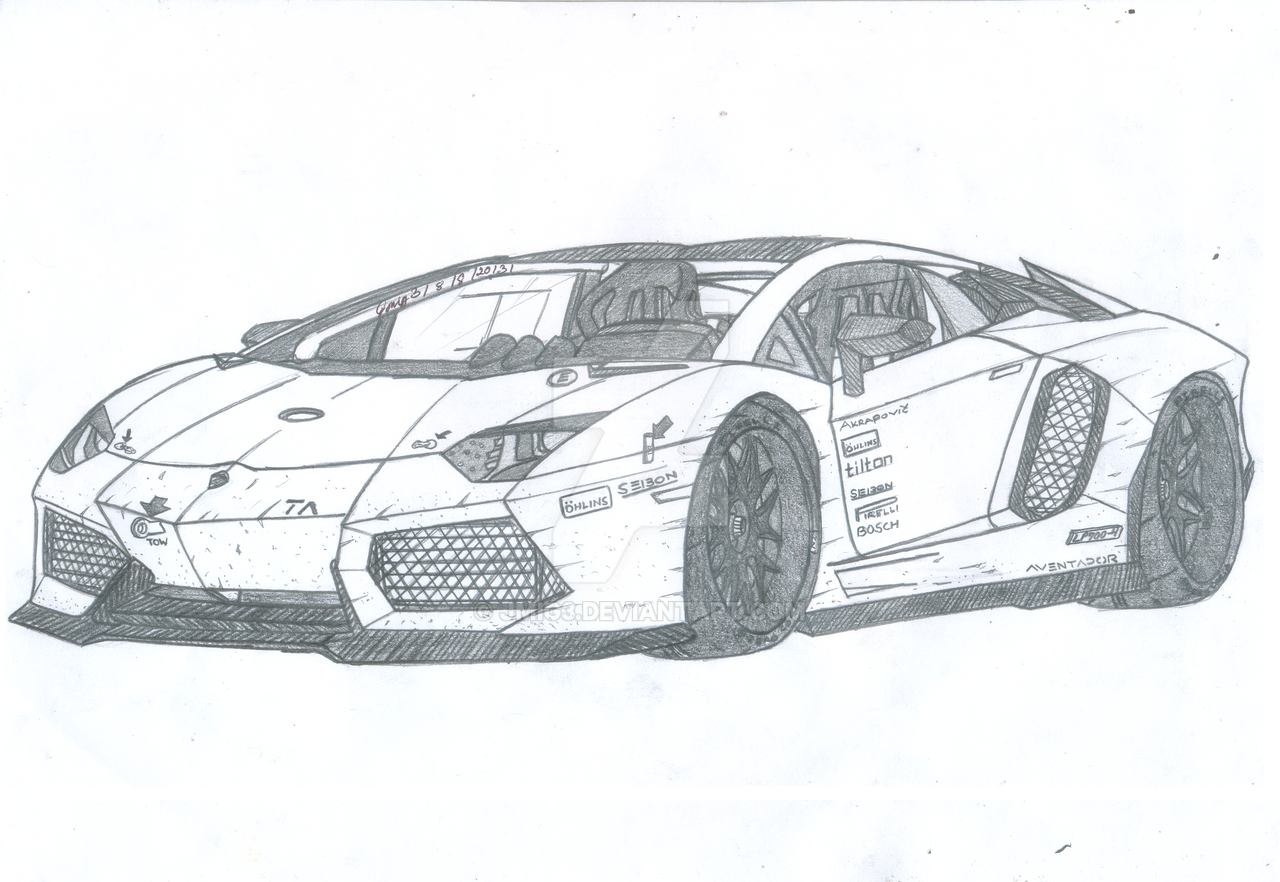 Lamborghini Aventador LP950-4TA by jmig3 on DeviantArt