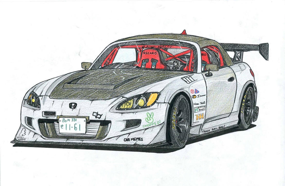Modified S2000 >> Honda S2000 (AP1) by jmig3 on DeviantArt