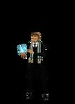 Tom hiddleston as Loki with Tesseract made on Imvu