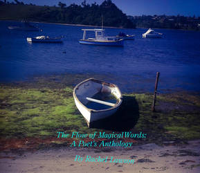 Book cover the Flow of Magical word a poets anthol