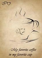 IHeart Coffee by KarinMao
