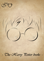 IHeart Harry Potter by KarinMao