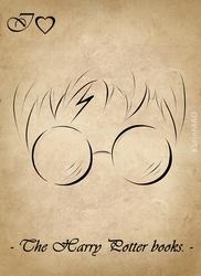 IHeart Harry Potter by KarinMao