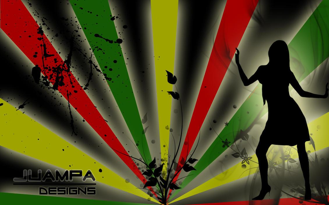 Reggae girl by juampaml on deviantart - Reggae girl wallpaper ...