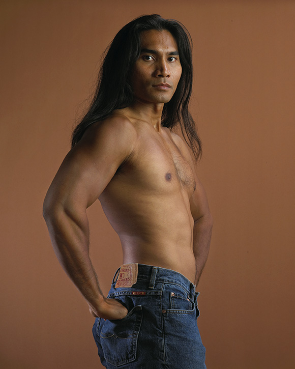 from Dominique pictures of hunky native american men naked