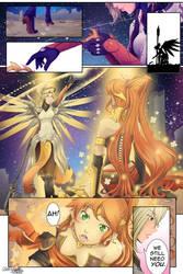 Commission: Heroes never die! by Alex-kellar