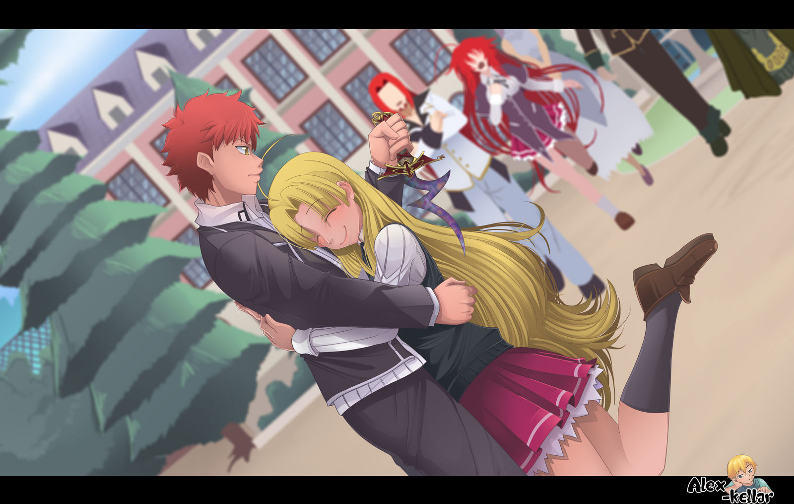 To Save You From Yourself By Alex Kellar On Deviantart Fate/stay night crossover fanfiction archive. yourself by alex kellar on deviantart
