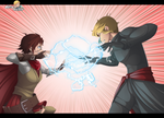 Commission: The Force Unleashed-The Force Dyad. by Alex-kellar