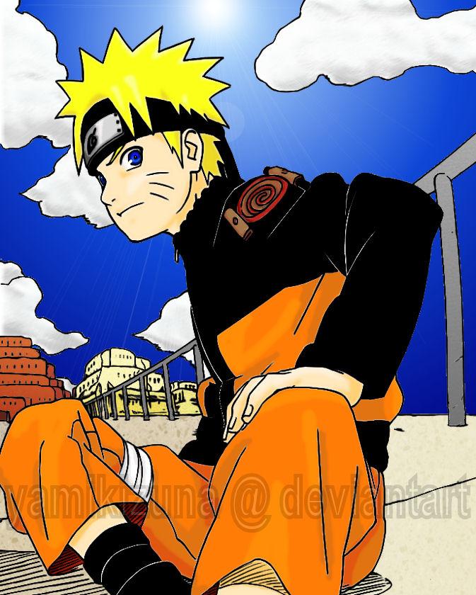 Naruto - Chapter 276 by YamiKizuna