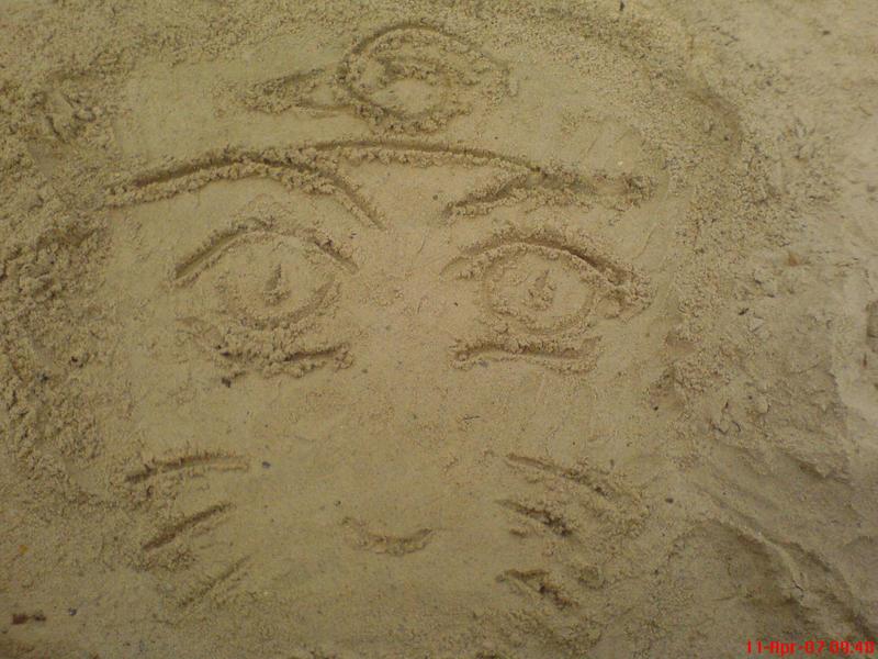 Sandy by YamiKizuna