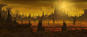Badlands of Ardon