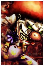 Clown by 3l4n63l