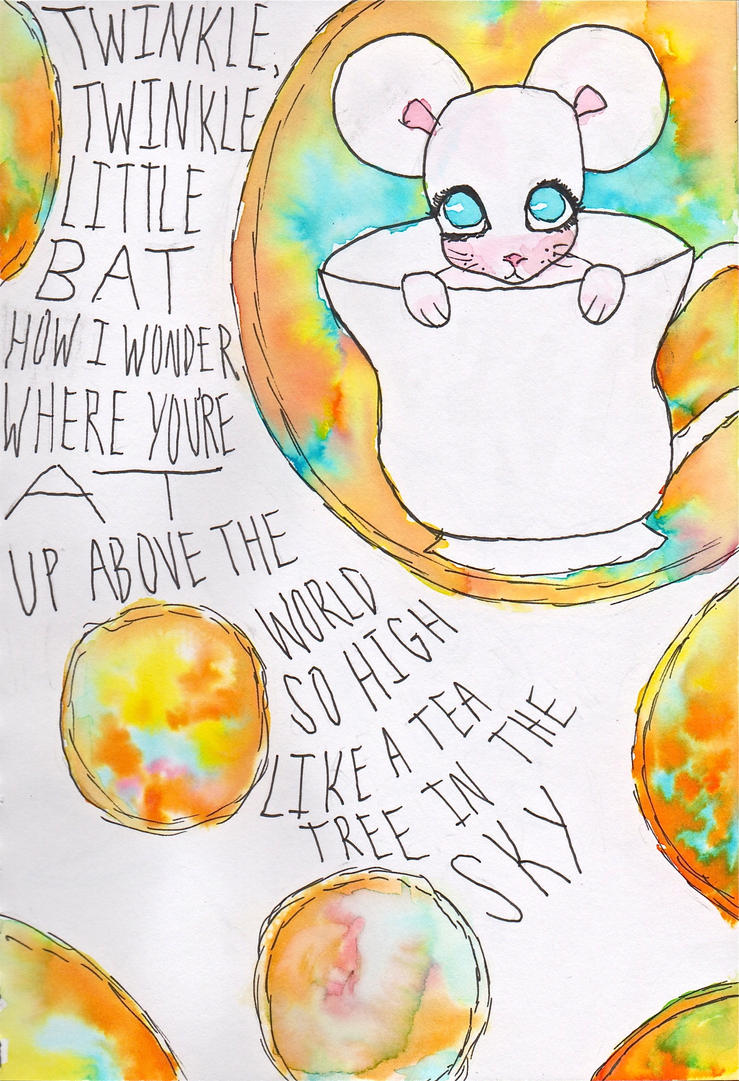 Twinkle Twinkle by AbsyntheRequiem