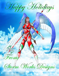 Happy Holidays from Storm Works Designs 2017