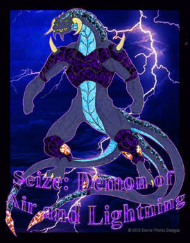 Sieze Demon Of Air and Lightning