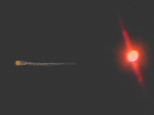 Neutron Star Collision With Earth 75 Years the earth destr...