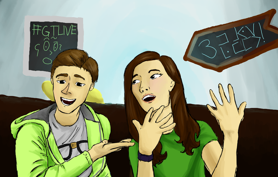 #GtLive in a nutshell by forgotten-light