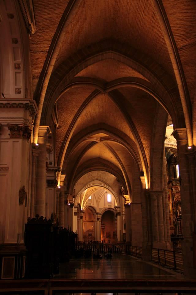 Catedral Metropolitana y El Miguelete by EamyCross