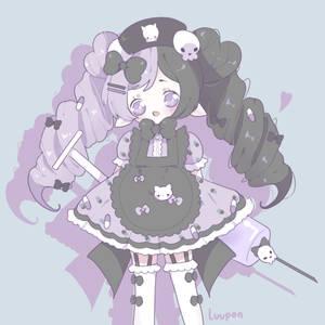 [C] Lavender Pills