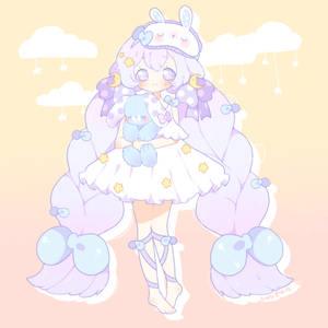 [C] Cloud Child