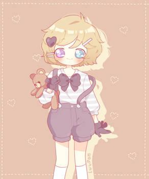[C] Teddy Bear